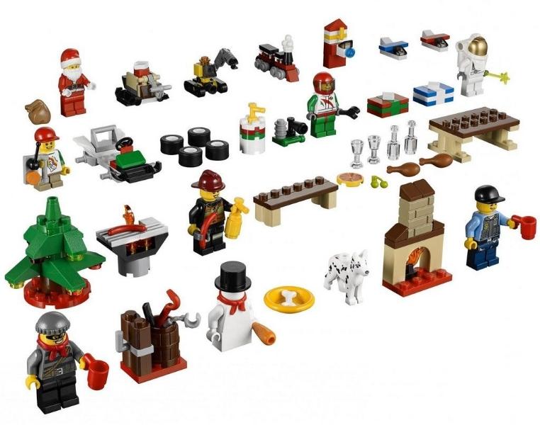 Lego City Advent Calenda 60024