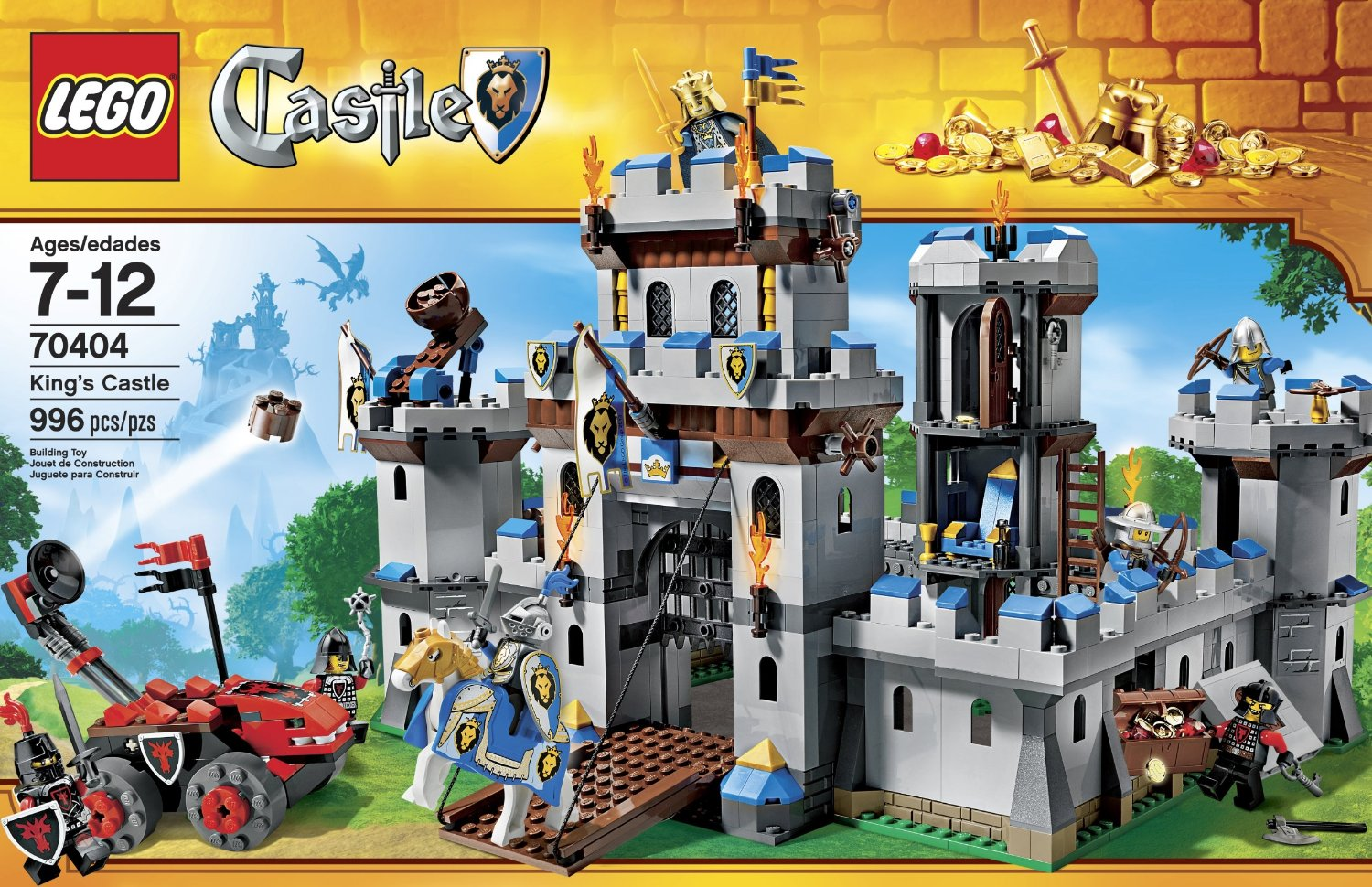 Lego Kings Castle 70404